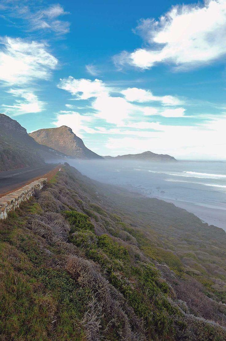 Misty Cliffs, South Africa | heneedsfood.com