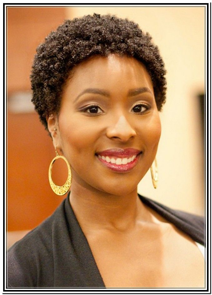 35 Ideas African American Short Hairstyle