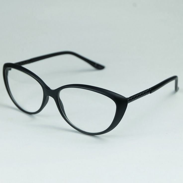 2017 New Design Crescent Style Cateye Frame Metal Rhombic Plaid Legs With  Whole Rods Good Made Optical Glasses For Sexy Lady
