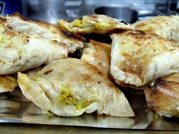 Minah.nl Recept: Marokkaanse Briwat met kip - Minah.nl