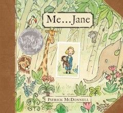 Holding her stuffed toy chimpanzee, young Jane Goodall observes nature, reads Tarzan books, and dreams of living in Africa and helping animals. Includes biographical information on the prominent zoologist. (picture book)
