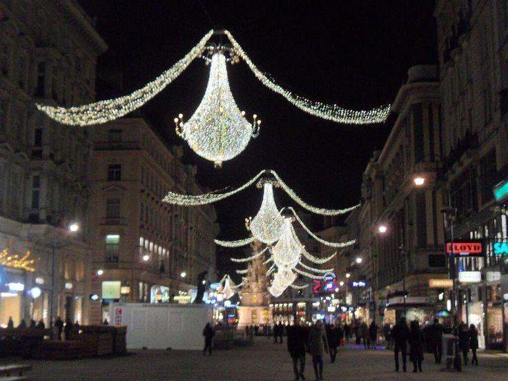 Величественная Вена в январе: ночлег, еда, интересные места_08