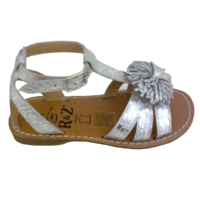 Sandalia de niña Rizitos