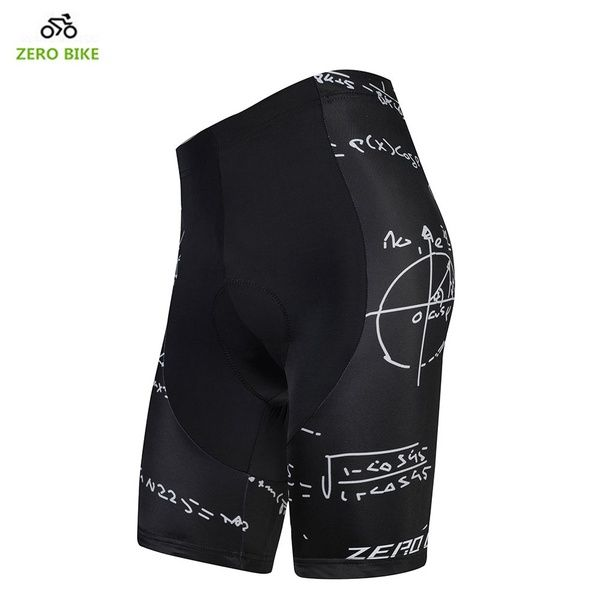 Zero Bike 4d Gel Padded Men S Cycling Shorts Breathable Tight Bicycle Clothing M Xxl Cycling Shorts Bicycle Clothing Mens Cycling