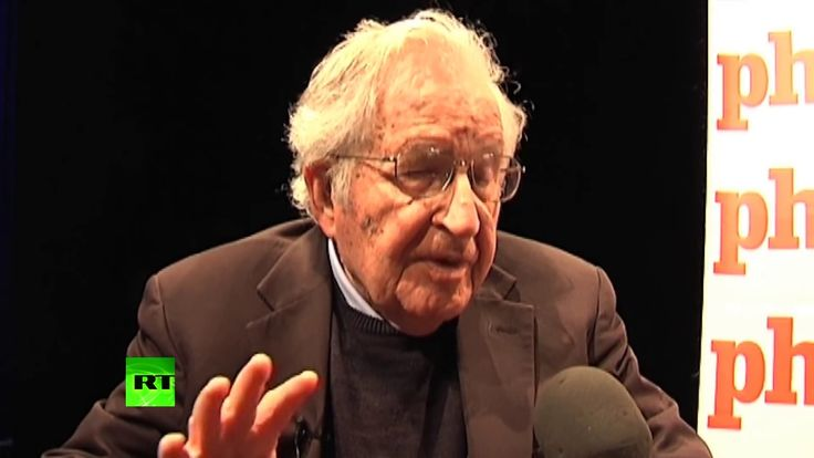 Noam Chomsky -Tragic Development, EU May Fall Apart Due to Failed Neo Liberal Policies ► 2016 RT (Russia Today) global news network broadcasting from Moscow and Washington studios. RT is the first news channel to break the 1 billion YouTube views benchmark.