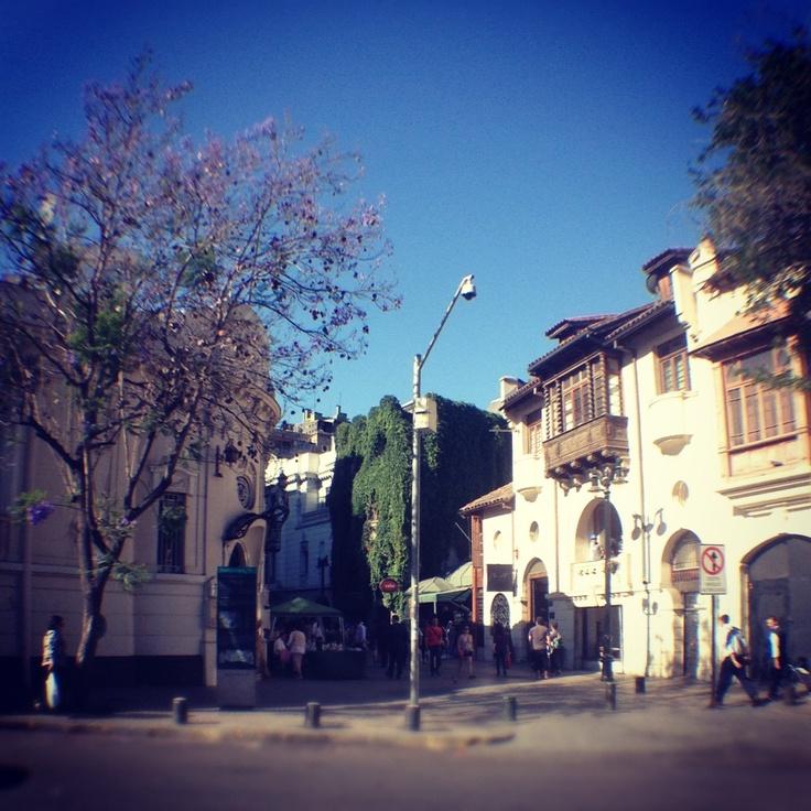 Chile, barrio lastarria