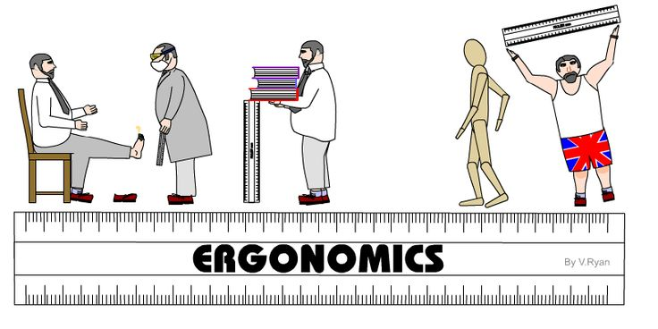 Ergonomics - Physical issues