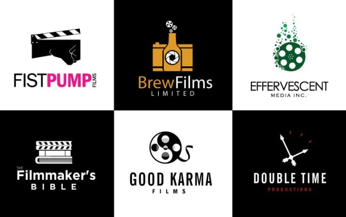 Guavanaboy I Will Design Exclusive Movie And Film Production Logo For 20 On Fiverr Com In 2020 Film Logo Movie Logo Design Film
