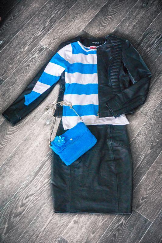 black leather skirt #handmade #soulmade #skirt #leather #black