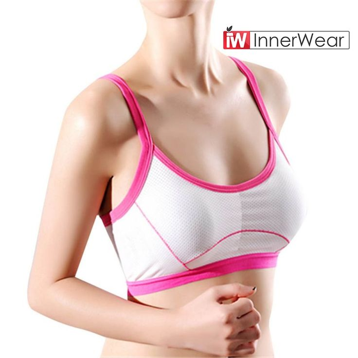 New Stylish Women Fitness Yoga Tank Tops Sports Bra Breathable Push Up Bras  #buysale  #sportsbra #womenbras #gymbra #fitnessbra #onlineshopping #womenbrashopping