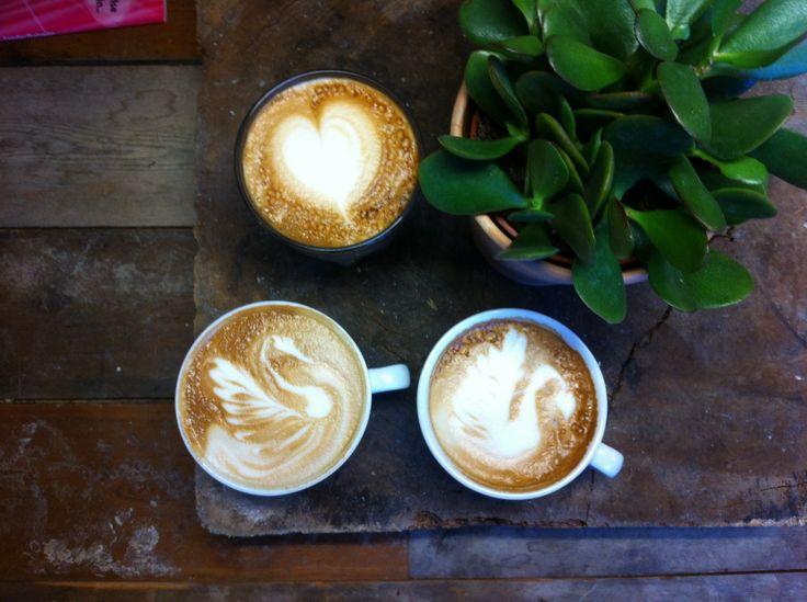 Kaffekunst  #coffee #coffeeart #art #beauty #cafe #copenhagen #aarhus #danishforprogress