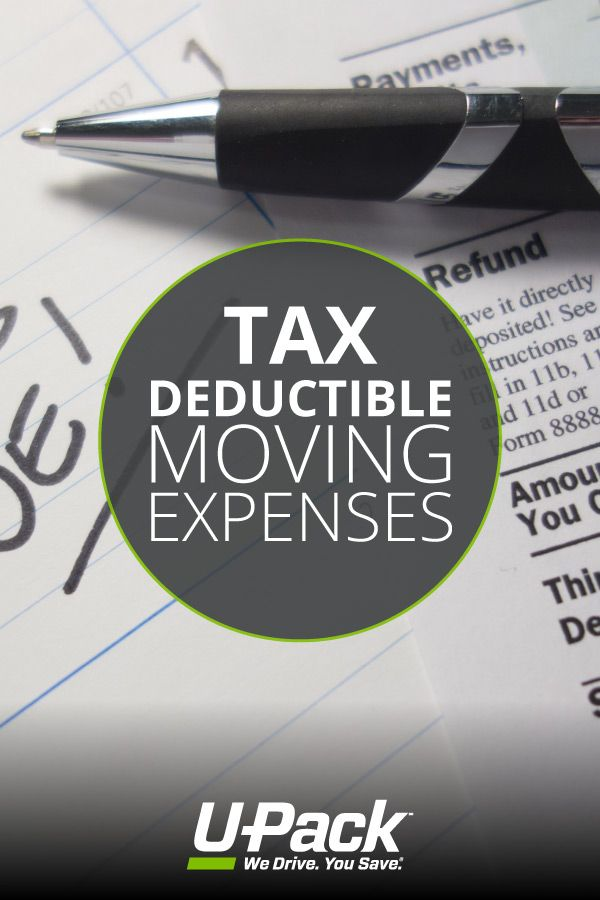 Did you know moving expenses can be tax deductible? Find out if your expenses qualify by reading this post.