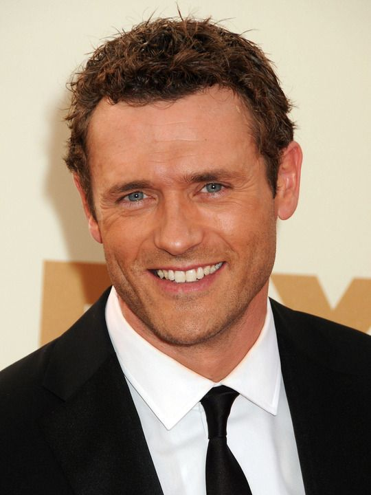 Jason O'Mara - yet another reason to watch the TV show Vegas :-)