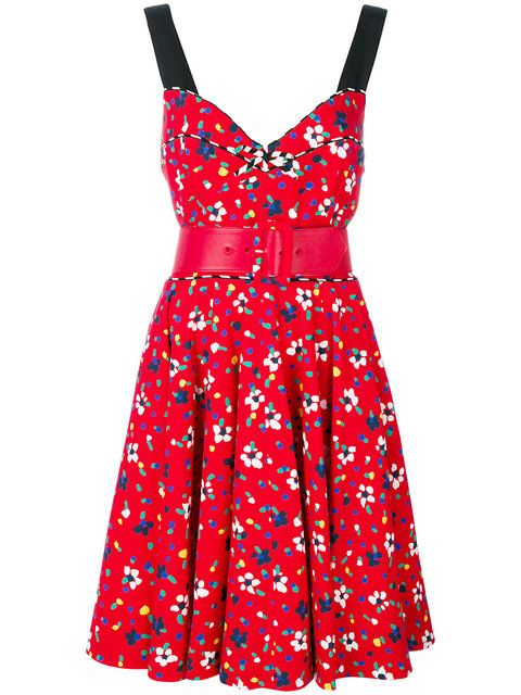 MARC JACOBS embroidered dress. #marcjacobs #cloth #dress