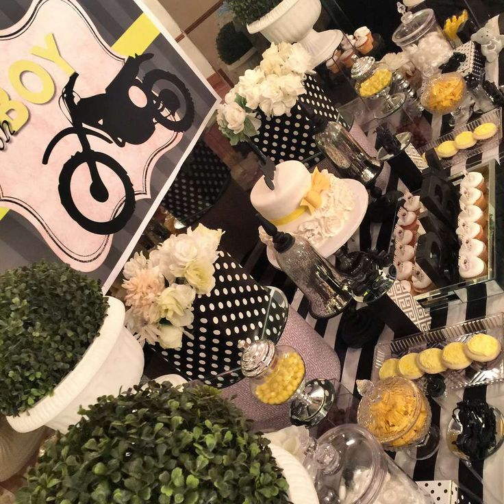 motorcycle baby showers on pinterest motorcycle party baby shower