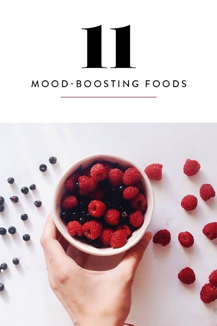 These 11 Foods Are Scientifically Proven to Boost Your Mood via @PureWow