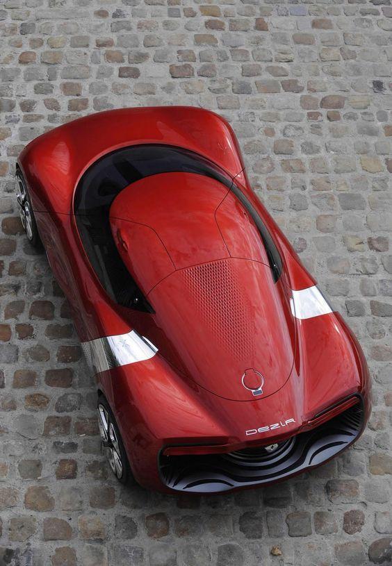 ''2017 Renault DeZir '' 2017 Auto concept, Nouvelles Autos et prototypes pour 2017