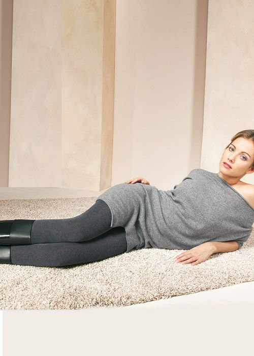 from Fabian shemale cashmere sweater stockings