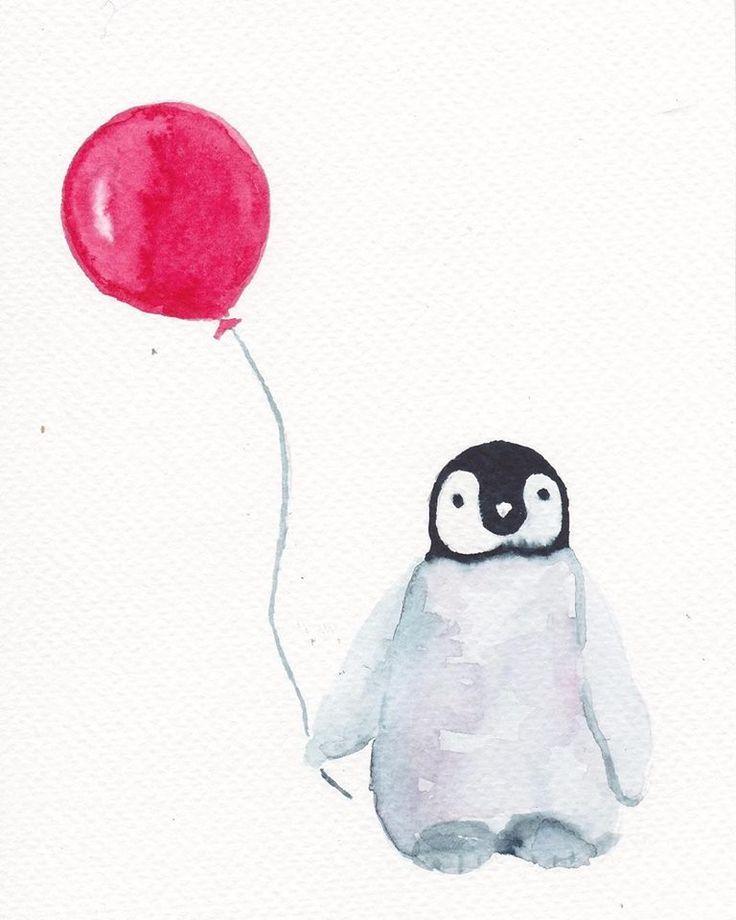 Thank you for always being there for me, my dearest friend xo  #christmas #christmascard #bff #friendship #penguin #animal #thankyou #grateful #yejipaints www.yeji-kim.com