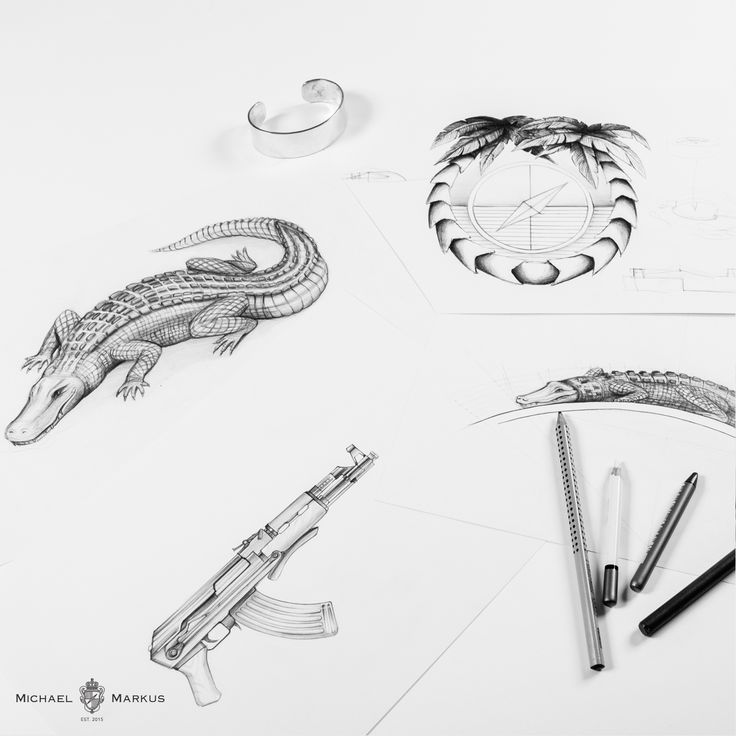 The design process of Michael & Markus jewelry. CARTEL - The sizzling heat of pleasures burns sweetly