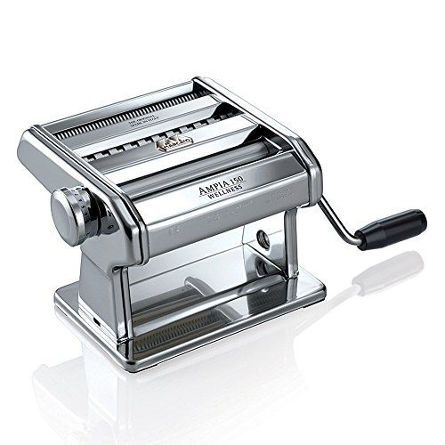 Marcato Ampia 150 Pasta Maker >>> Read more reviews of the product by visiting the link on the image.