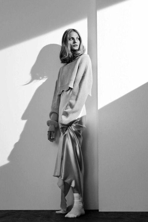 senyahearts: Anna Selezneva by Hasse Nielsen for Vogue Spain,...