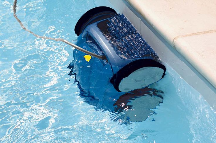 Folkpool | Keep your pool clean with poolrobots from Vortex series.