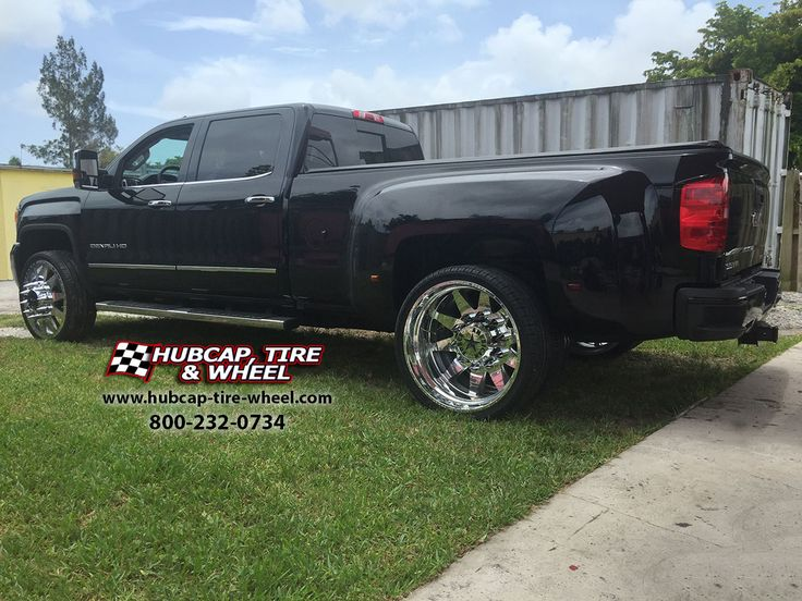 American Force Dually INDEPENDENCE | Gm trucks, Custom ...