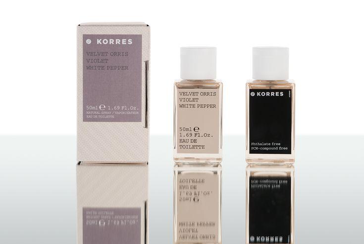 Velvet Orris #korres #fragrance
