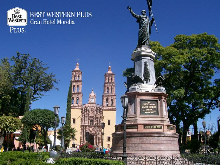 EL MEJOR HOTEL DE MORELIA. Cualquiera que visite la capital del estado de Michoacán, querrá conocer todos los atractivos que la consolida como Patrimonio Cultural. ¿Sabía que la Zona de Monumentos Históricos cuenta con 1,113 inmuebles de valor histórico? Le invitamos a pasar su próxima estancia en Best Western Plus Gran Hotel Morelia, para que conozca los principales atractivos de la ciudad. http://www.bestwesternplusmorelia.com.mx