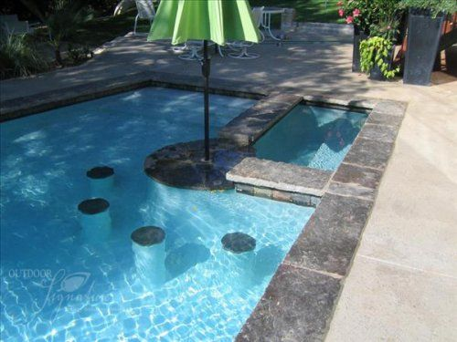 9 best Pool images on Pinterest | Backyard ideas, Play areas and Ponds