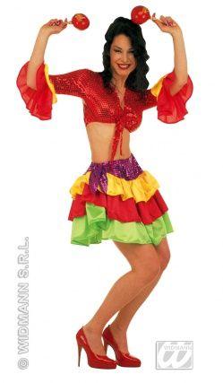 Deguisement Femme Brésilienne