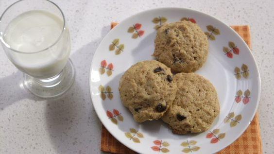 Biscuits moelleux aux brisures de chocolat | Cuisine futée, parents pressés