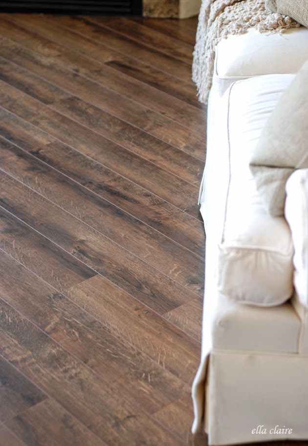 Flooring Reveal | Kitchen Sneak Peek - Rio Grande Valley Oak at Lumber Liquidators!