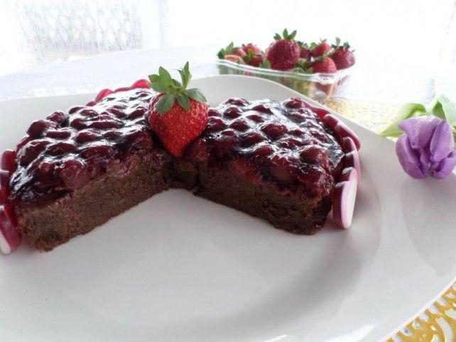 Meggyes csokitorta (lisztmentes, paleo recept) Recept képpel - Mindmegette.hu - Receptek