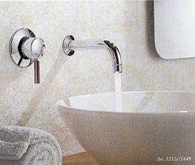 Fantini Nostromo Bathroom Taps