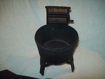 Cast Iron Wash Tub : Cast Iron Winger Wash Tub Trinket eBay Dream Home Decor Pintere ...