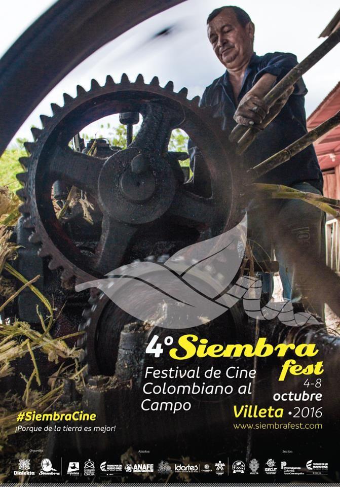 4 Siembra Fest. Festival de Cine Colombiano al Campo