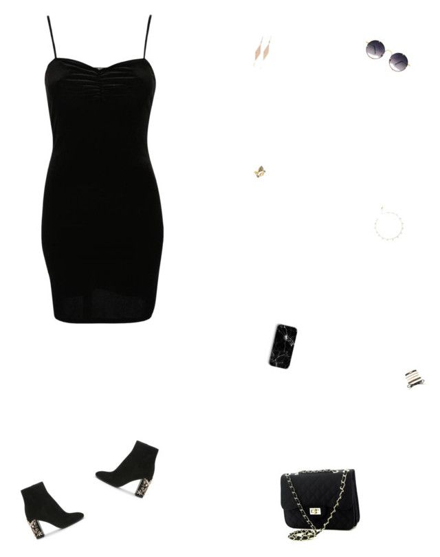 """""""🖤🖤🖤"""" by celmad on Polyvore featuring Pilot, Spitfire, Tiffany & Co. and Charlotte Russe"""