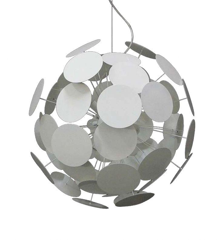 Nowoczesna lampa z kolekcji Zuma Line Dots wyprodukowana z najwyższej jakości materiałów, z całą pewnością trafi w gusta osób ceniących niekonwencjonalne rozwiązania aranżacyjne.