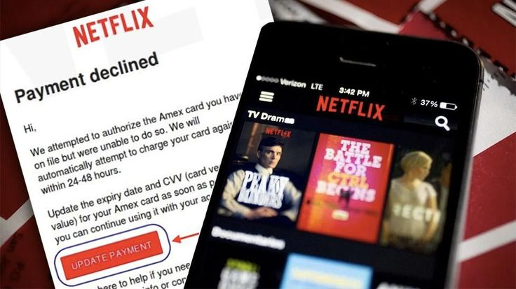 SCAM ALERT – AUSTRALIA – NETFLIX SCAM ALERT - Police warn Netflix users of email phishing scam
