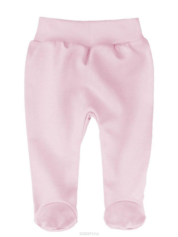 Ползунки Бельчонок. 5205/5204, цвет: светло-розовый - купить модную одежду КотМарКот по лучшей цене в интернет-магазине OZON.ru