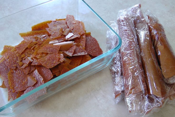 casebolt this sweet tart honey and apricot fruit leather recipe is an ...