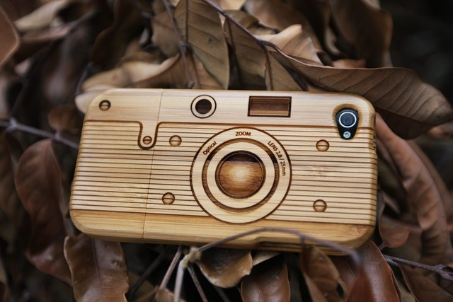 bamboo iphone case: Iphone Cases, Handmade Accessories, Iphone 4S, Gifts Ideas, Phones Covers, Iphone Camera, Bamboo Iphone, Phones Cases, Iphone 4 Cases