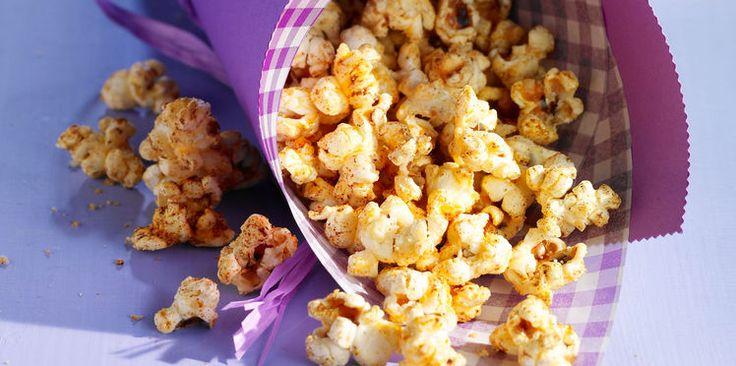 Pop corn au fromage et paprika