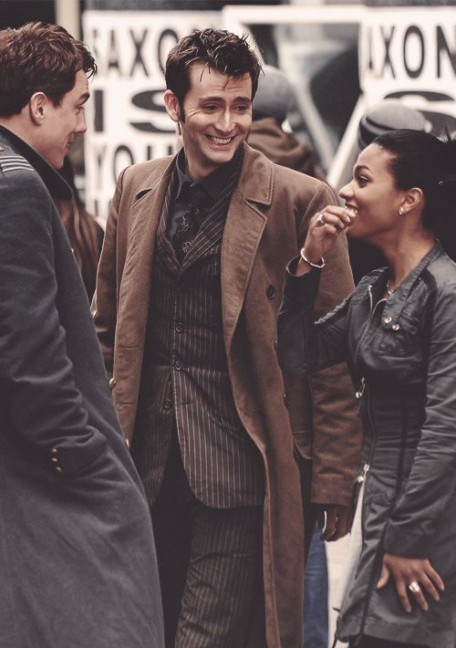 There is so much about this photo that makes my heart melt! But mostly it's David's smile *faints*