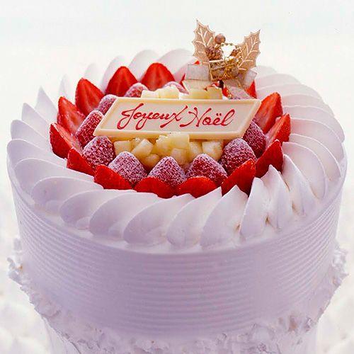 Sweets & Party Sets : HAPPY ANNIVERSARY CHRISTMAS ~50 GIFTS~ : ホテルニューオータニ スーパークリスマスダブルショートケーキ