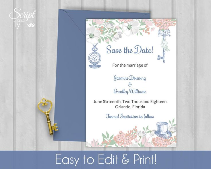 Best 25+ Wedding save the date wording ideas on Pinterest - how to make invitations on word