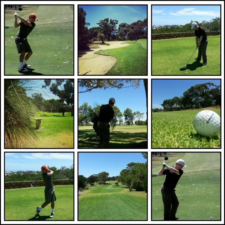 Royal Fremantle golf course today #active4life #golffitness #golf #perth #pgaprofessional #fitness #personaltraining #makeeverything
