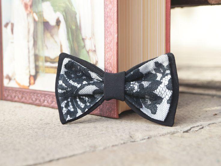 Papion Black Lace de Fancylicious.HandMade Breslo